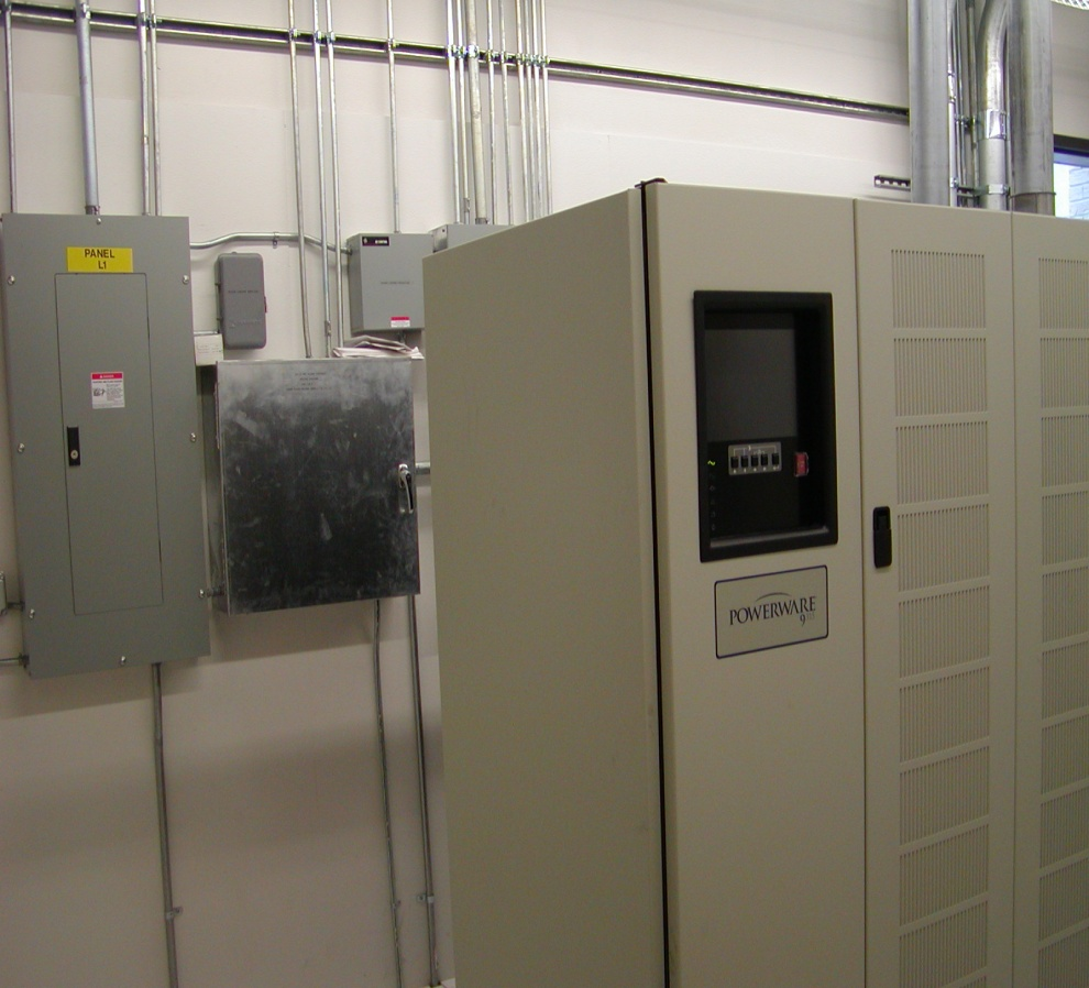 Air Force Fed Credit Union Kansas City Data Center